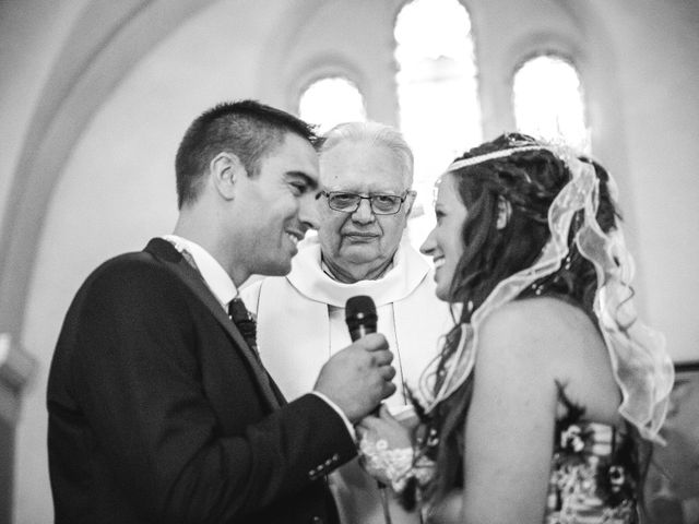 Le mariage de Gaël et Céline à Thyez, Haute-Savoie 22