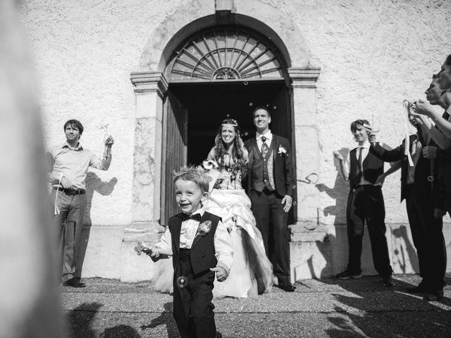 Le mariage de Gaël et Céline à Thyez, Haute-Savoie 25