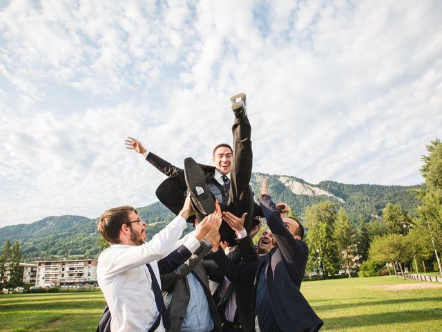 Le mariage de Gaël et Céline à Thyez, Haute-Savoie 26