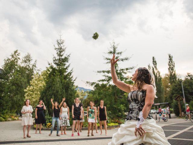Le mariage de Gaël et Céline à Thyez, Haute-Savoie 1