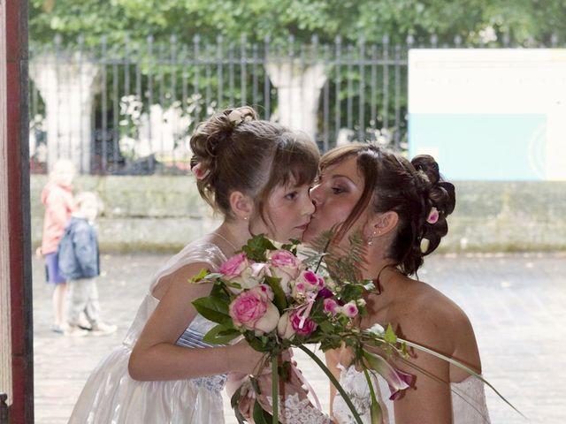 Le mariage de Grégory et Camille à Paris, Paris 5