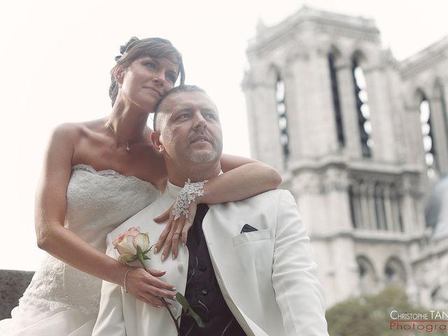 Le mariage de Grégory et Camille à Paris, Paris 18