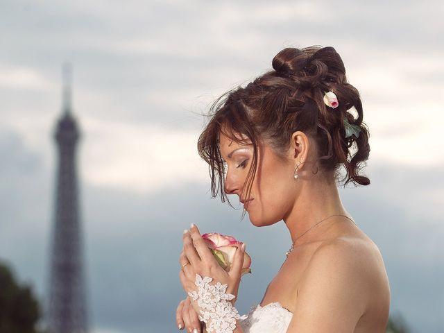 Le mariage de Grégory et Camille à Paris, Paris 24