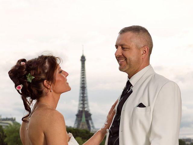 Le mariage de Grégory et Camille à Paris, Paris 28