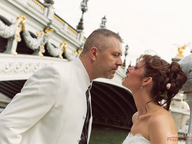 Le mariage de Grégory et Camille à Paris, Paris 30