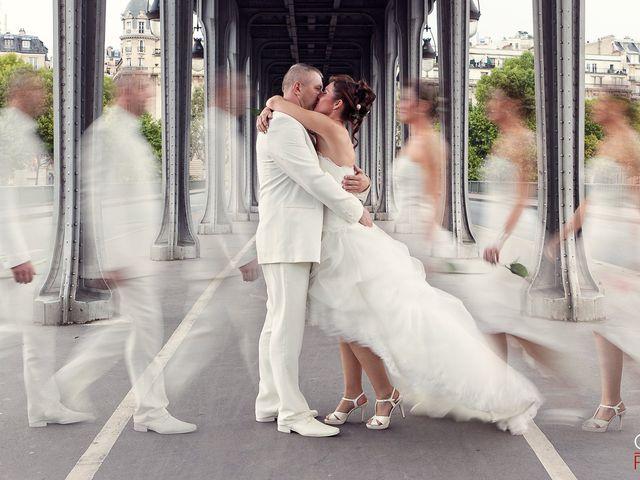 Le mariage de Grégory et Camille à Paris, Paris 35