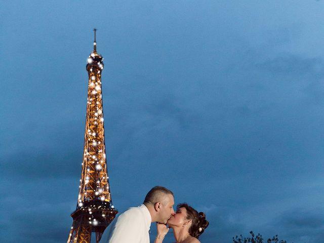 Le mariage de Grégory et Camille à Paris, Paris 37