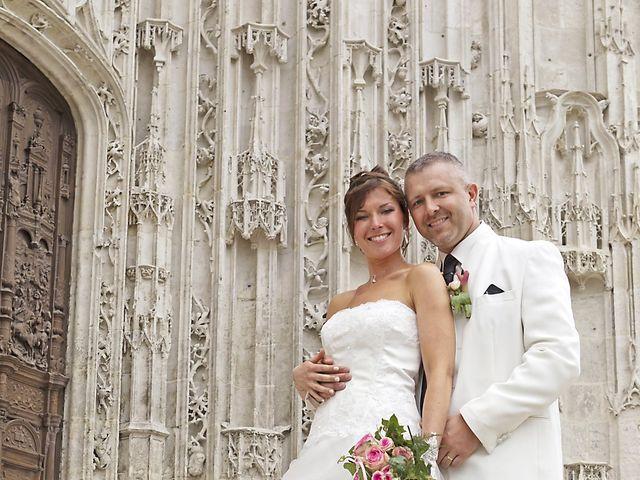 Le mariage de Grégory et Camille à Paris, Paris 16