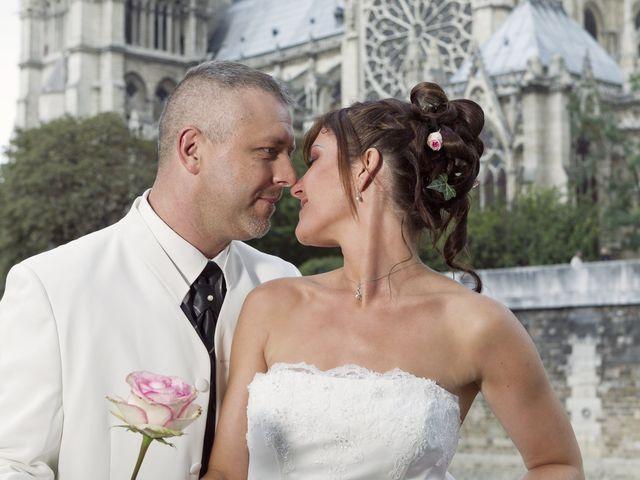 Le mariage de Grégory et Camille à Paris, Paris 19