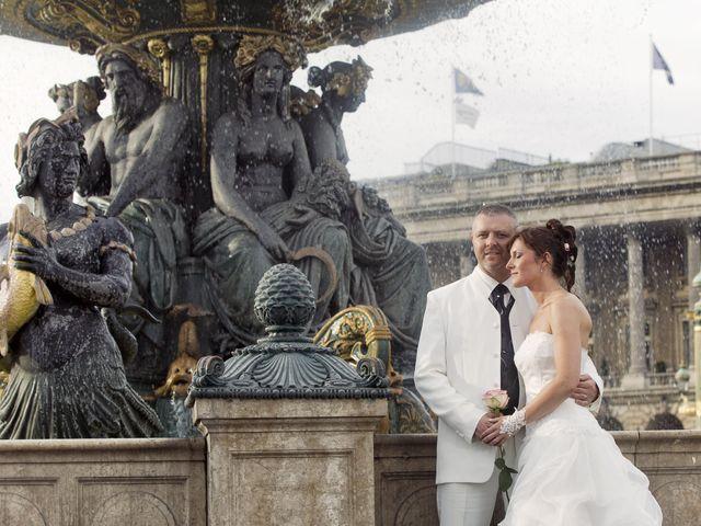 Le mariage de Grégory et Camille à Paris, Paris 23