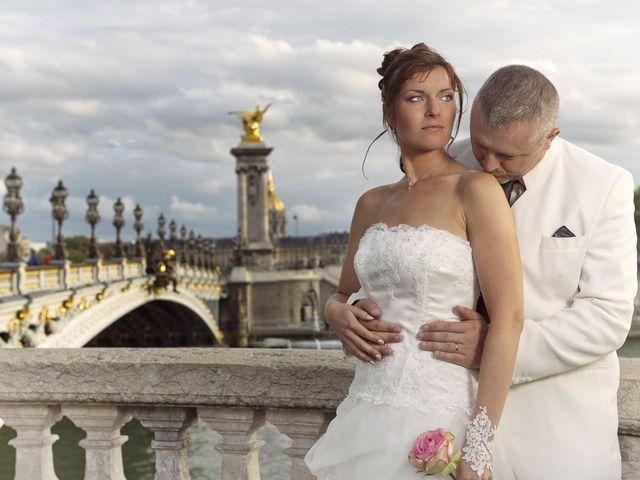 Le mariage de Grégory et Camille à Paris, Paris 26