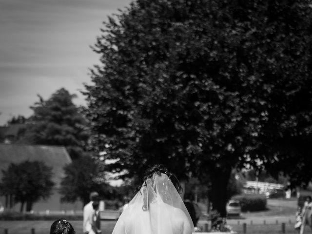 Le mariage de Jean Christophe et Stéphanie à Domagné, Ille et Vilaine 3