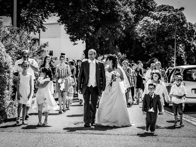 Le mariage de Jean Christophe et Stéphanie à Domagné, Ille et Vilaine 7