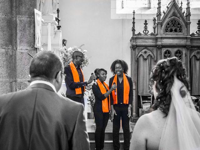 Le mariage de Jean Christophe et Stéphanie à Domagné, Ille et Vilaine 10