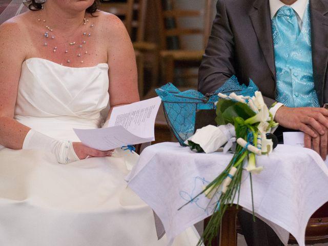 Le mariage de Jean Christophe et Stéphanie à Domagné, Ille et Vilaine 11