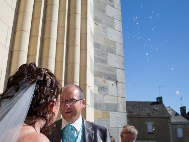 Le mariage de Jean Christophe et Stéphanie à Domagné, Ille et Vilaine 22