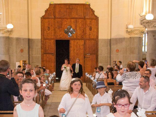 Le mariage de Jean Christophe et Stéphanie à Domagné, Ille et Vilaine 8