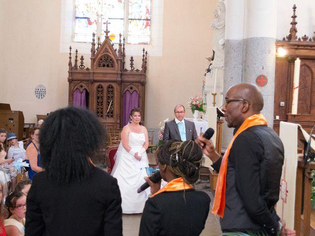 Le mariage de Jean Christophe et Stéphanie à Domagné, Ille et Vilaine 9