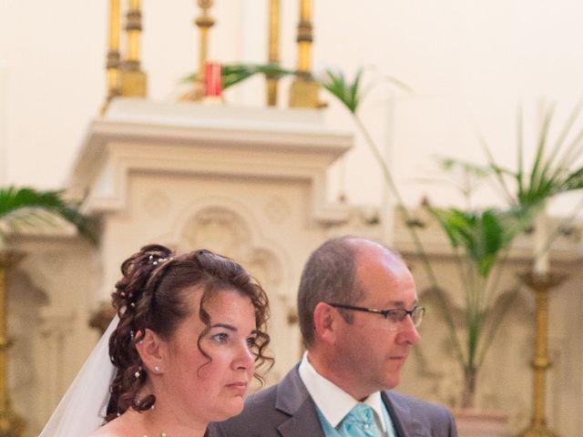 Le mariage de Jean Christophe et Stéphanie à Domagné, Ille et Vilaine 18