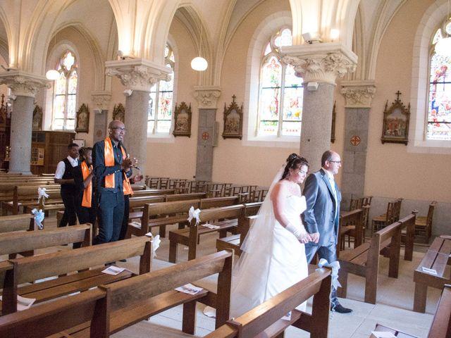 Le mariage de Jean Christophe et Stéphanie à Domagné, Ille et Vilaine 19