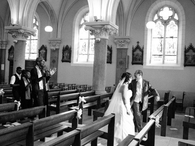 Le mariage de Jean Christophe et Stéphanie à Domagné, Ille et Vilaine 20