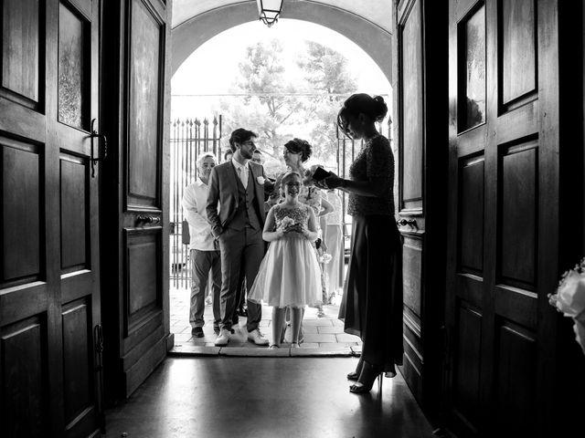 Le mariage de Morgan et Melissa à Les Arcs, Var 8