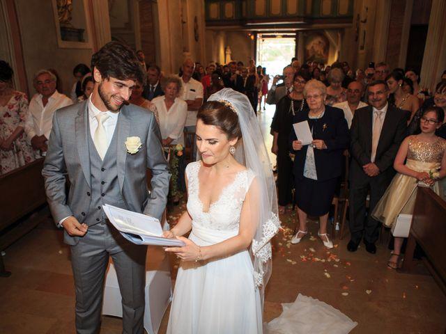 Le mariage de Morgan et Melissa à Les Arcs, Var 11