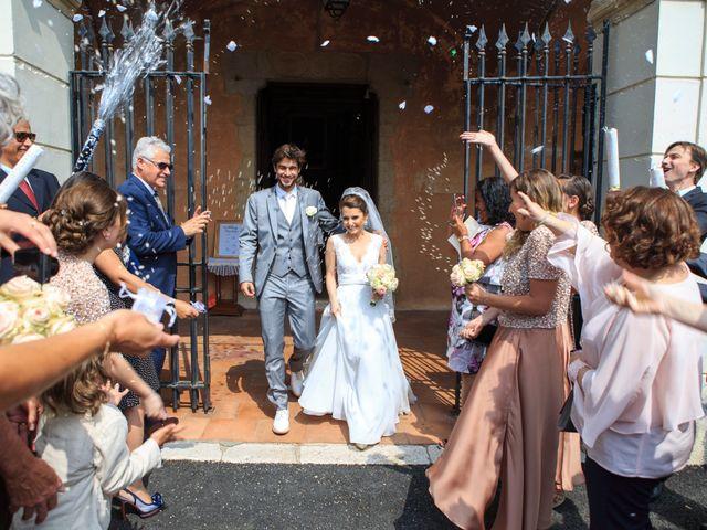 Le mariage de Morgan et Melissa à Les Arcs, Var 16