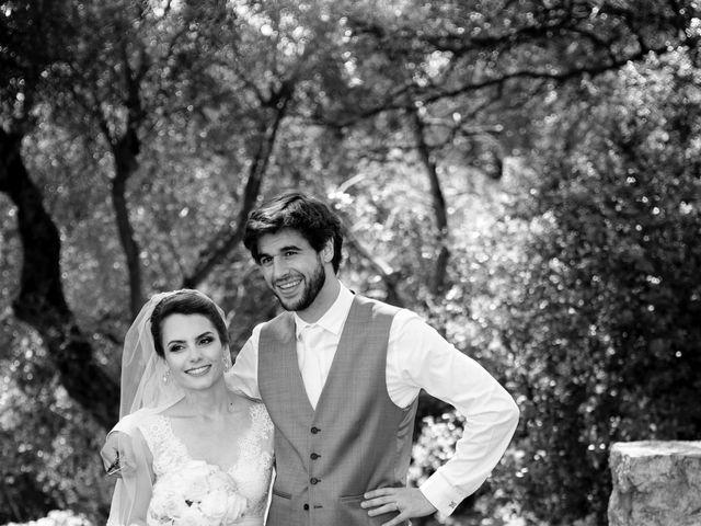 Le mariage de Morgan et Melissa à Les Arcs, Var 20