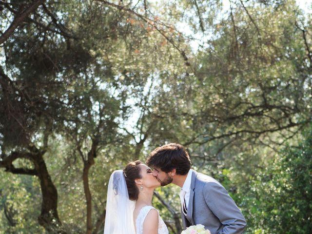 Le mariage de Morgan et Melissa à Les Arcs, Var 25