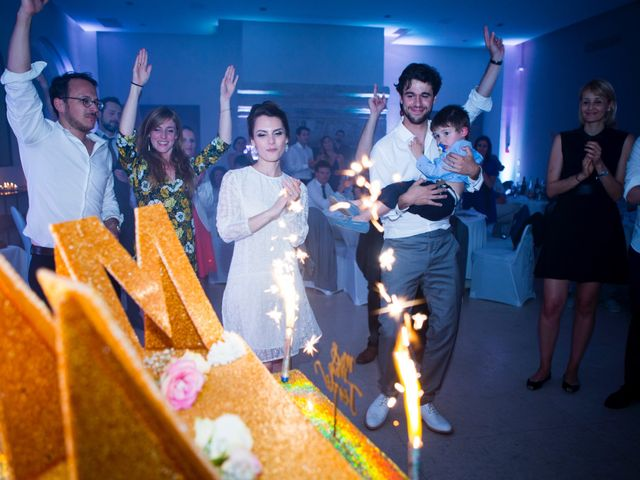 Le mariage de Morgan et Melissa à Les Arcs, Var 60