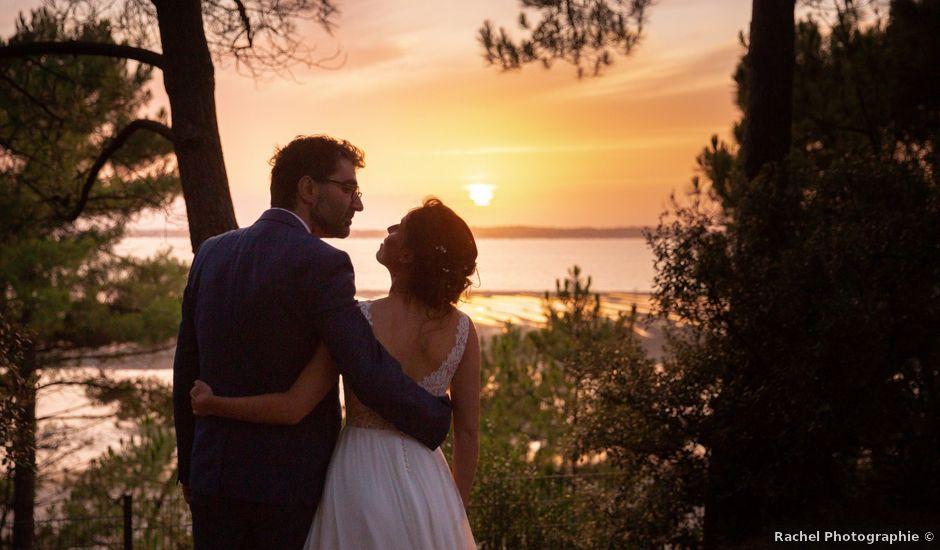 Le mariage de Nuno et Marie à Arcachon, Gironde