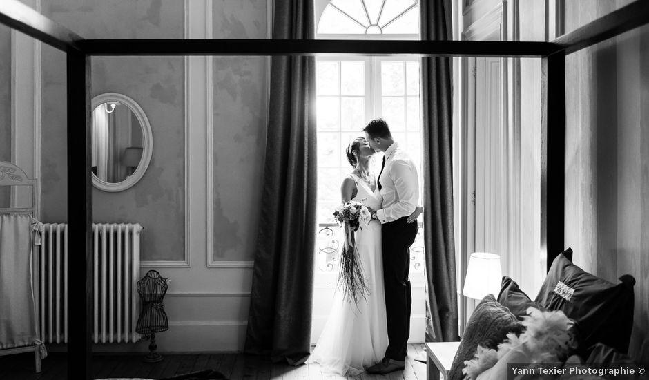 Le mariage de Gregory et Elodie à Bordeaux, Gironde