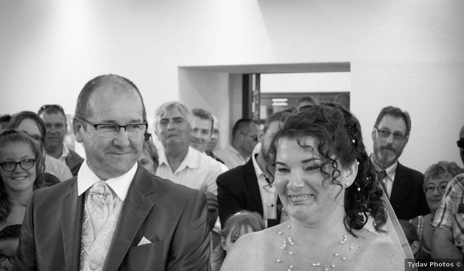 Le mariage de Jean Christophe et Stéphanie à Domagné, Ille et Vilaine