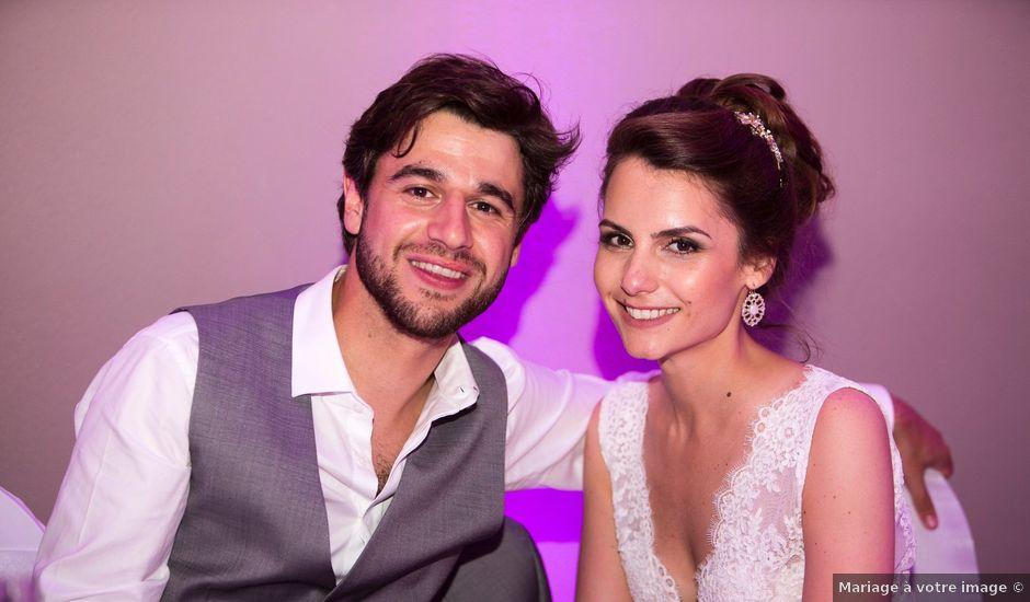 Le mariage de Morgan et Melissa à Les Arcs, Var