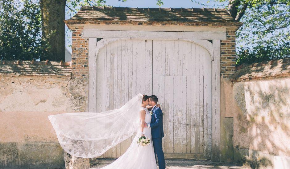 Le mariage de Yohann et Linda  à Pierry, Marne
