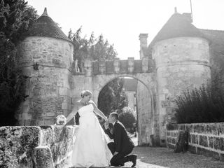Le mariage de Lydie et Jeremy 1