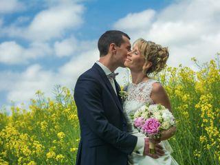 Le mariage de Cécile et Yohan