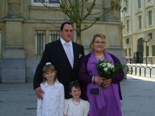 Le mariage de Alice et Mickaël