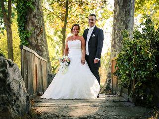 Le mariage de Élodie et Christophe