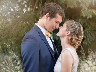 Le mariage de Noémie et Benoît