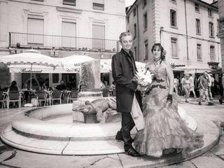 Le mariage de Sabine  et Thierry