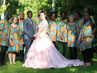 Le mariage de Coralie  et Haringa  2