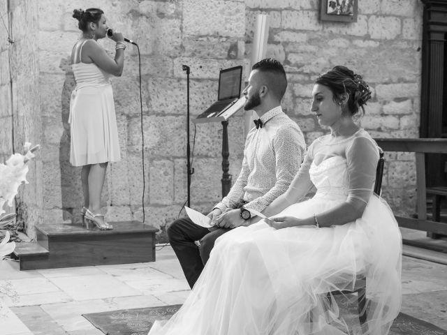 Le mariage de FERRAO  et Melissa  à Chancelade, Dordogne 3