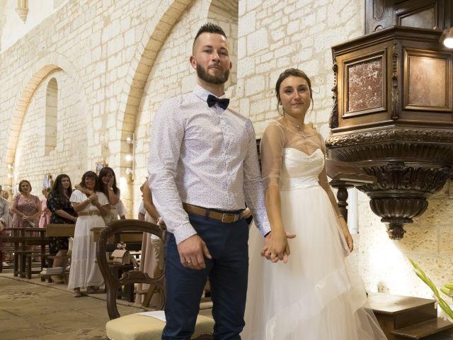 Le mariage de FERRAO  et Melissa  à Chancelade, Dordogne 4