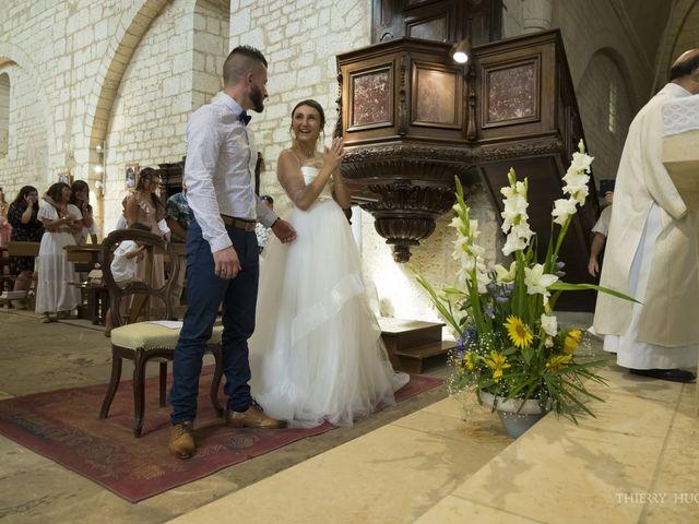 Le mariage de FERRAO  et Melissa  à Chancelade, Dordogne 5