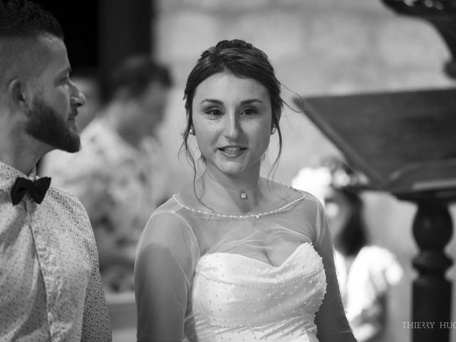 Le mariage de FERRAO  et Melissa  à Chancelade, Dordogne 1