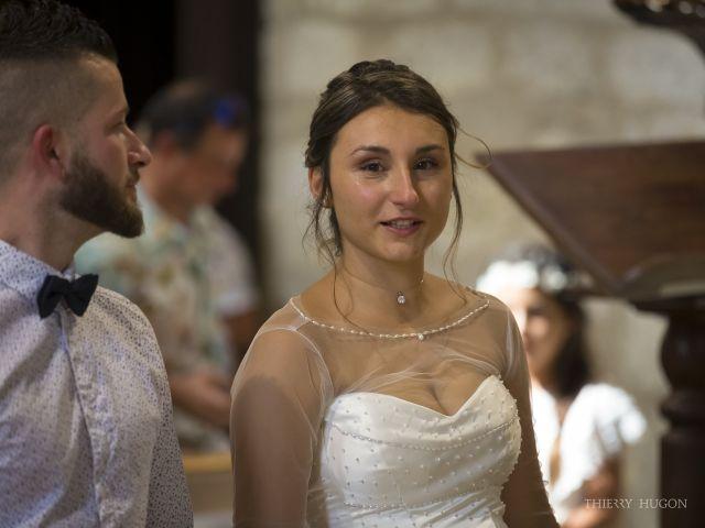 Le mariage de FERRAO  et Melissa  à Chancelade, Dordogne 7