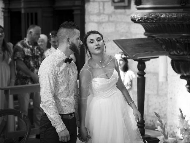 Le mariage de FERRAO  et Melissa  à Chancelade, Dordogne 8