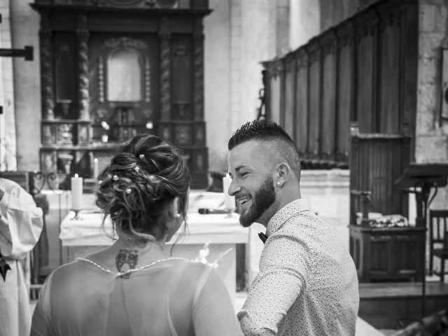 Le mariage de FERRAO  et Melissa  à Chancelade, Dordogne 10